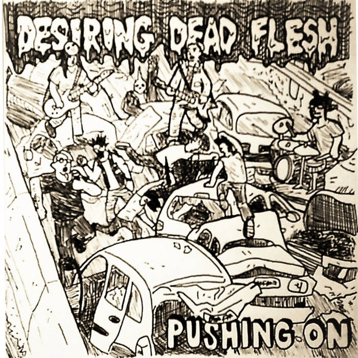 Pushing On cover art