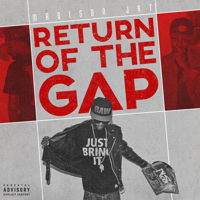 Return Of The Gap cover art