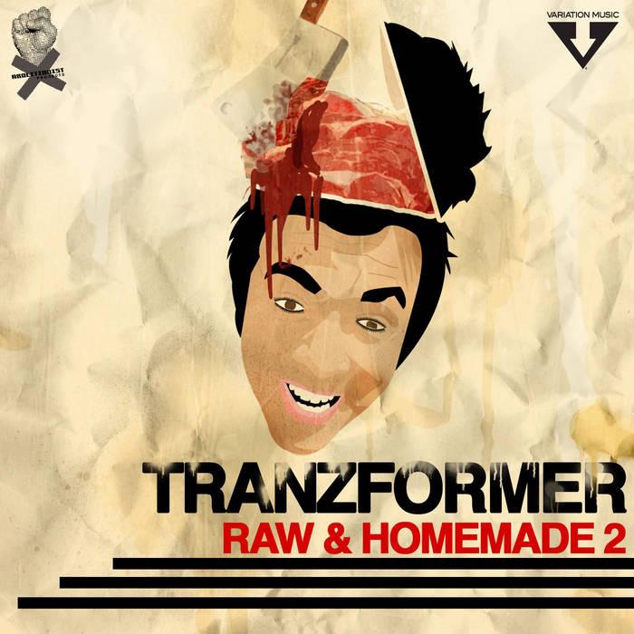 Raw & Homemade 2 cover art