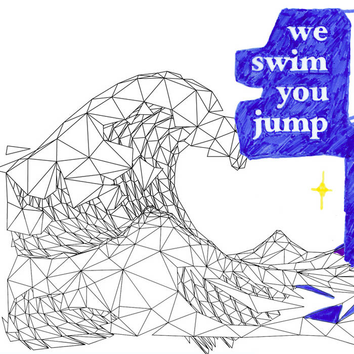 We Swim You Jump cover art
