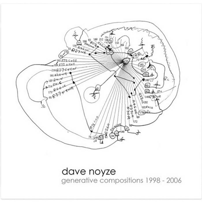 Generative Compositions 1998 - 2006 cover art