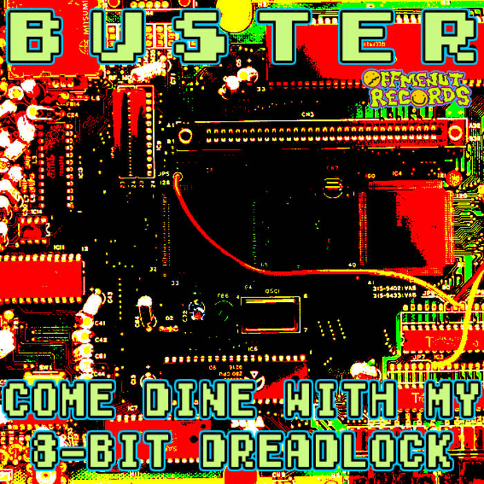 Come Dine With My 8-Bit Dreadlock cover art
