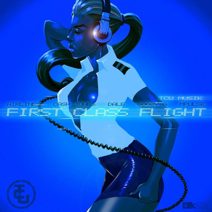 TCU-First Class Flight cover art