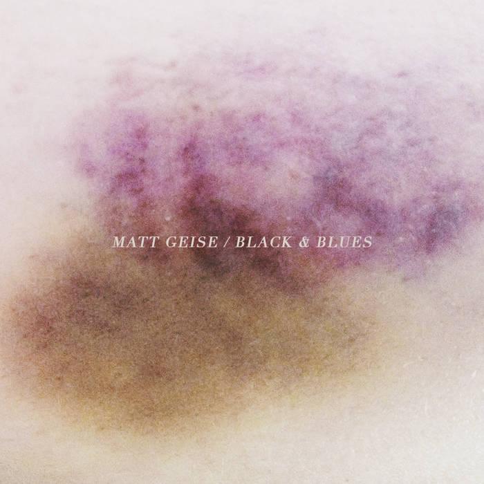 BLACK & BLUES cover art