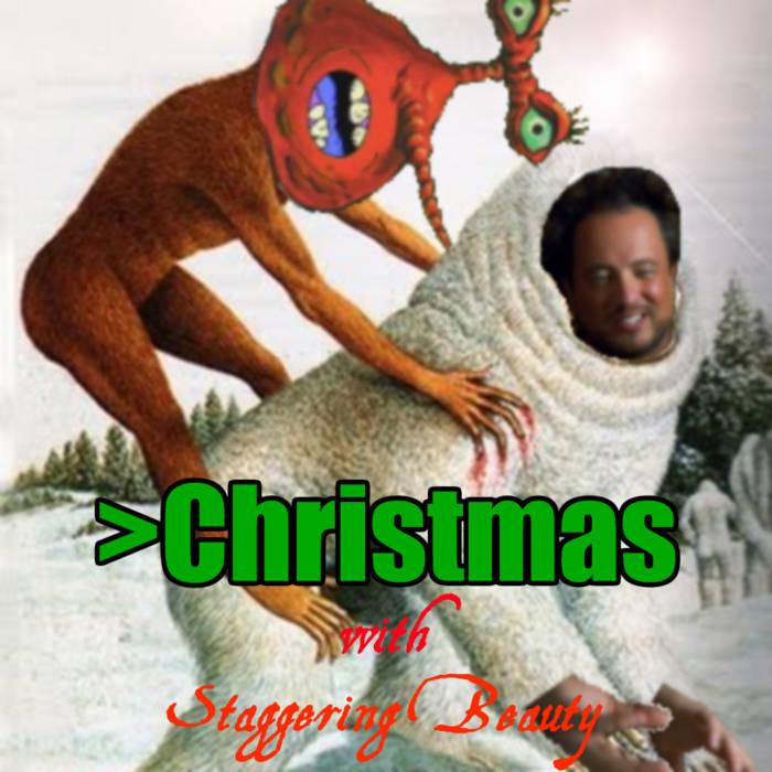 >Christmas cover art