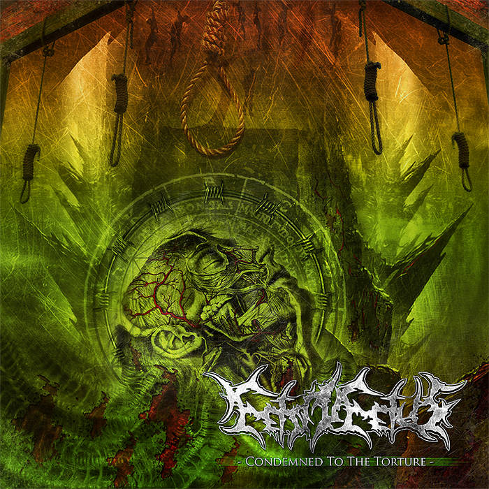 Condemned To The Torture cover art