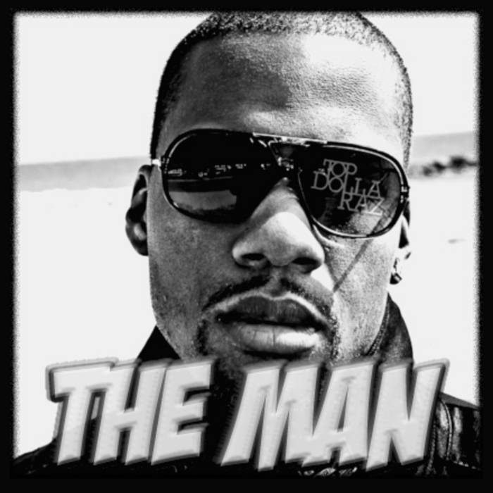 THE MAN cover art