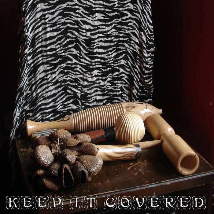 Keep it covered cover art