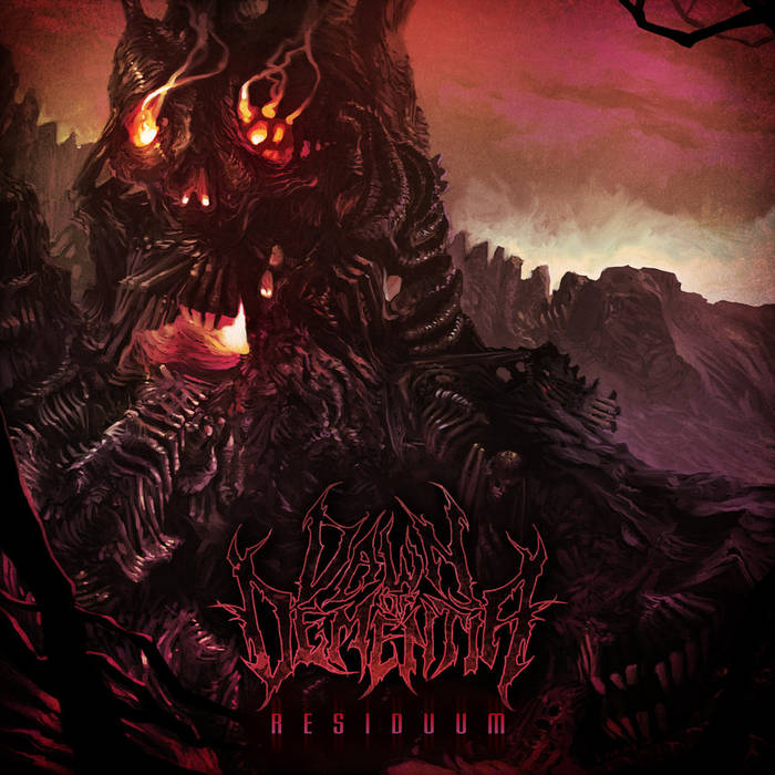 Residuum cover art