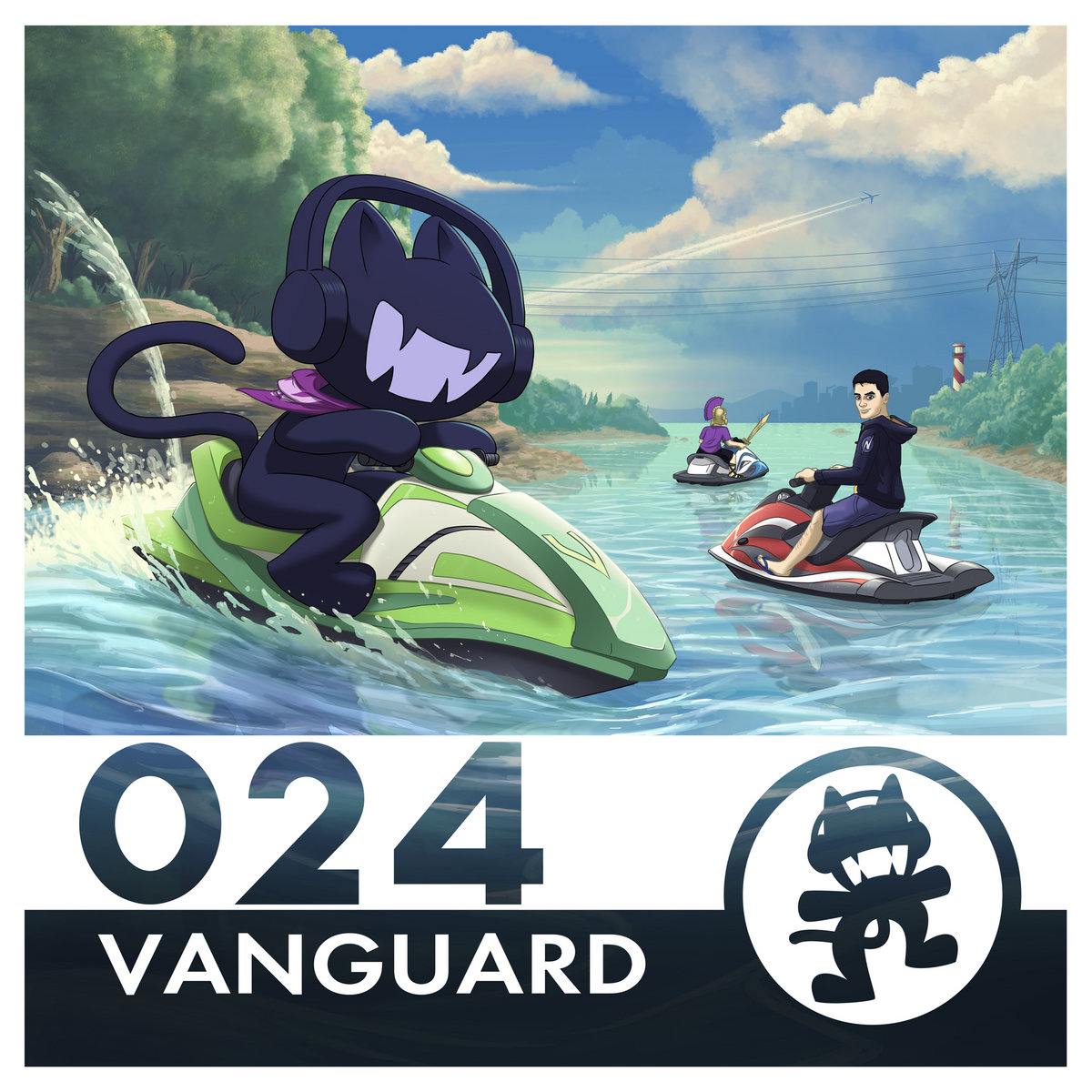 Monstercat 011 Revolution Album Mix (1 Hour of Electronic Music ...
