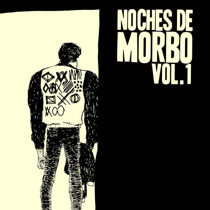Noches de Morbo Vol. 1 cover art