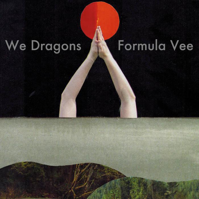 We Dragons/Formula Vee spl/it cover art