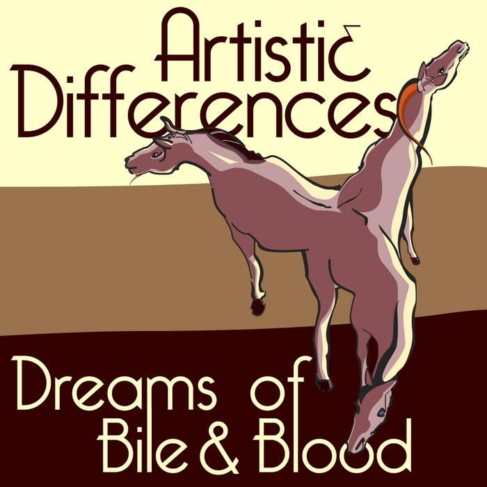 Dreams of Bile & Blood cover art