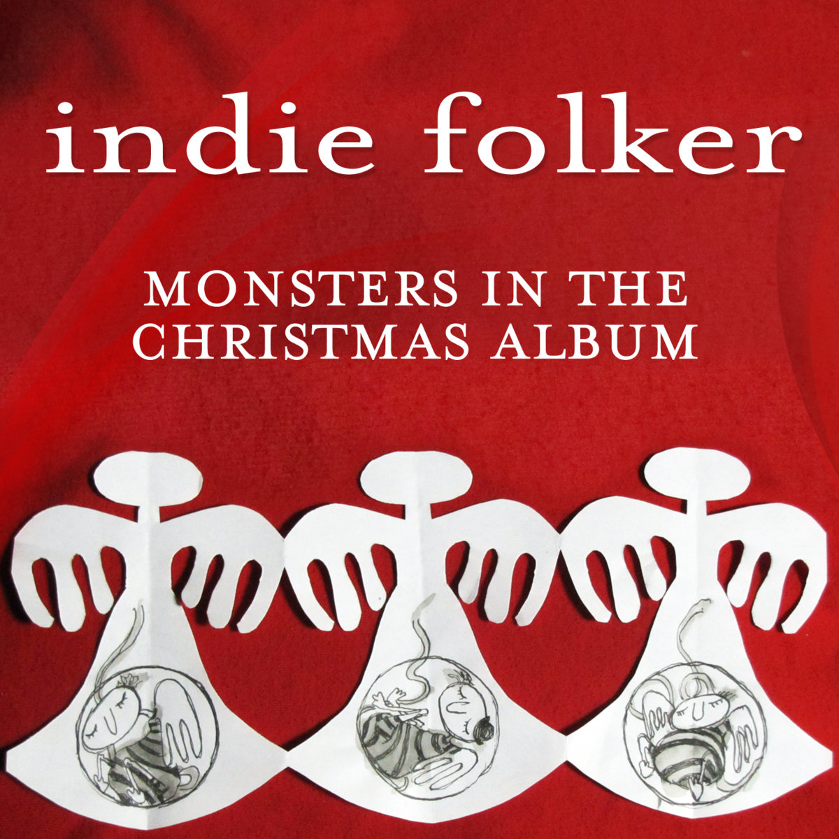 Monsters In The Christmas Album | Indie Folker