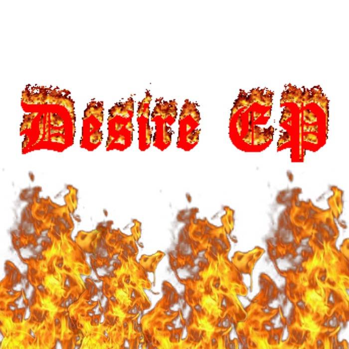 Desire EP cover art