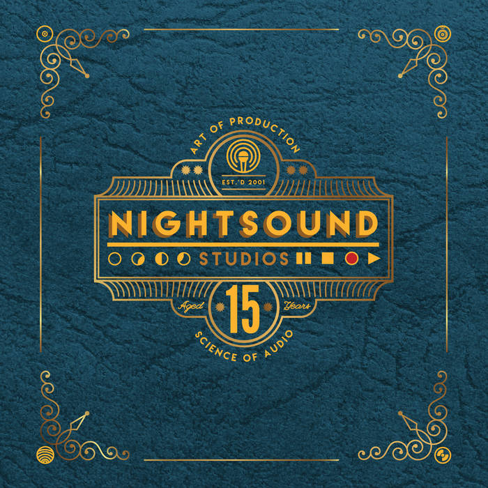 Nightsound Studios 15 Years vol. 1 cover art