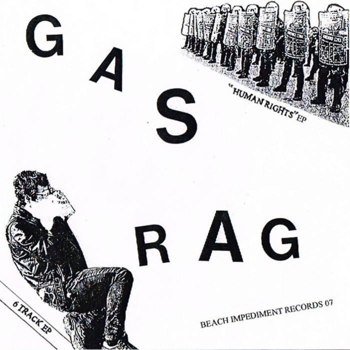 Human Rights e.p. cover art
