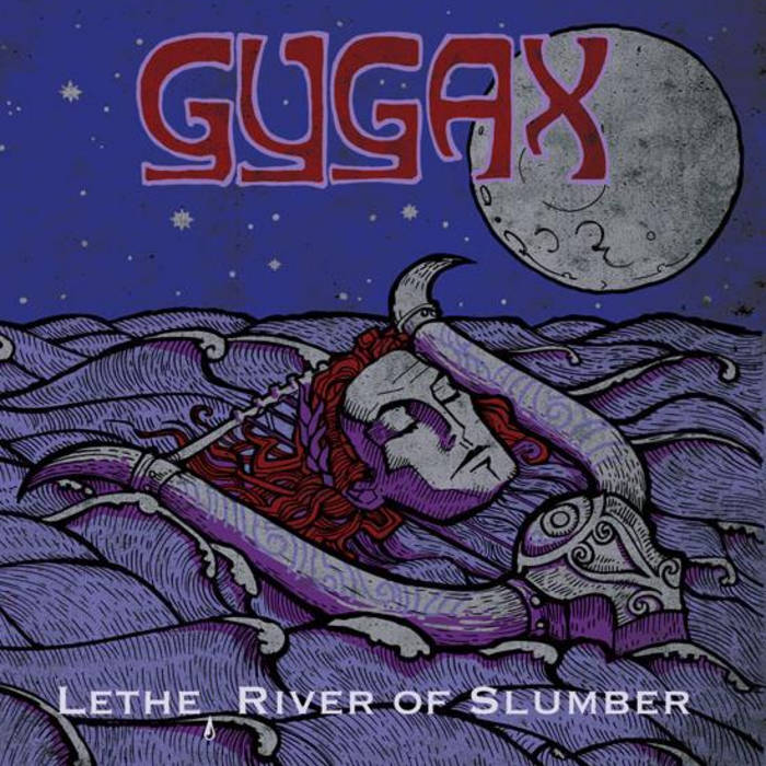 Lethe, River of Slumber cover art