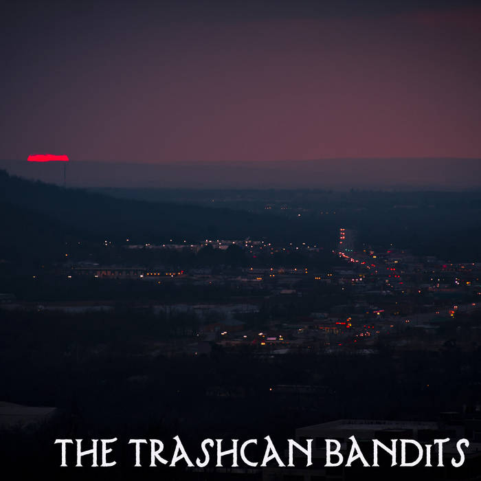 Self-titled EP - The Trashcan Bandits cover art