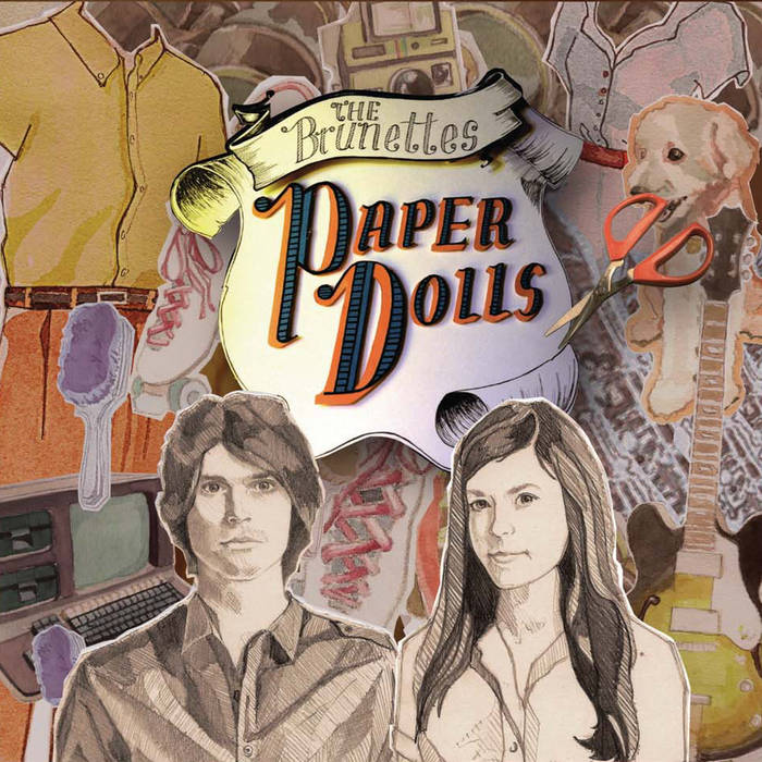 Paper Dolls cover art