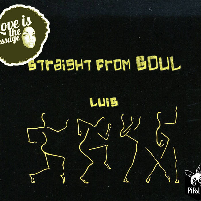 Straight From Soul cover art