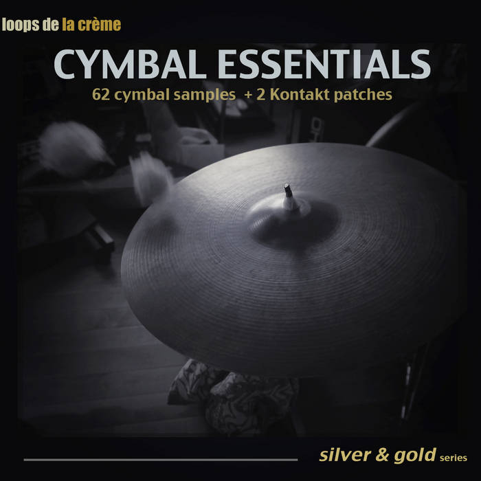CYMBAL ESSENTIALS cover art