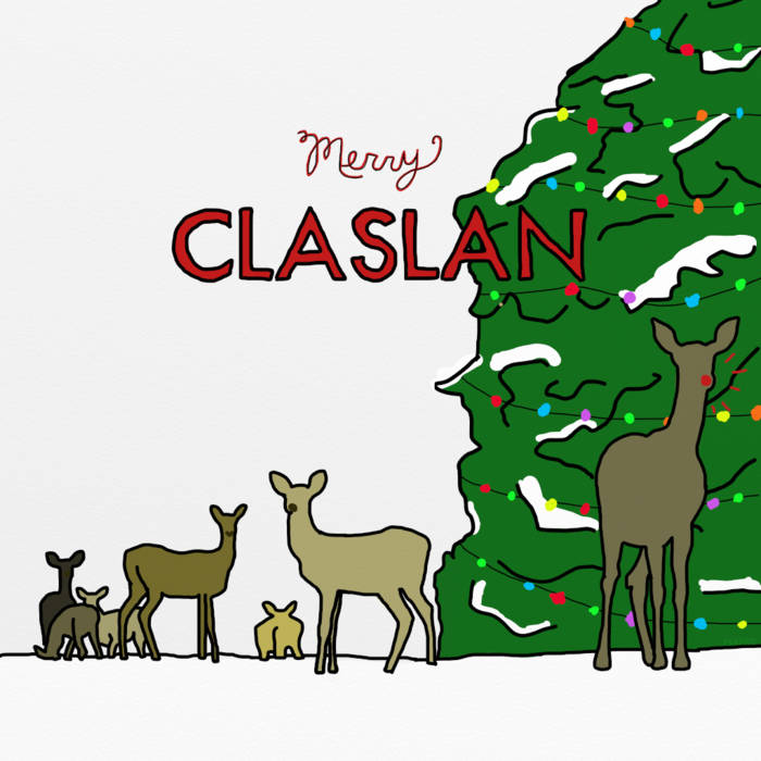 Merry Claslan cover art
