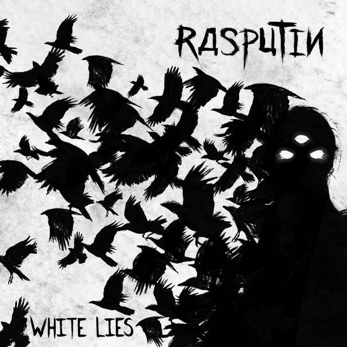 White Lies EP cover art