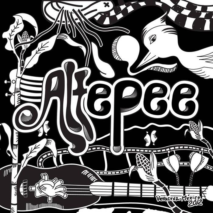 Altepee cover art