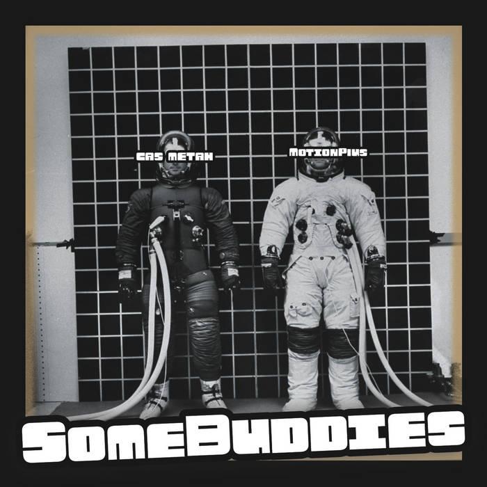 SomeBuddies cover art