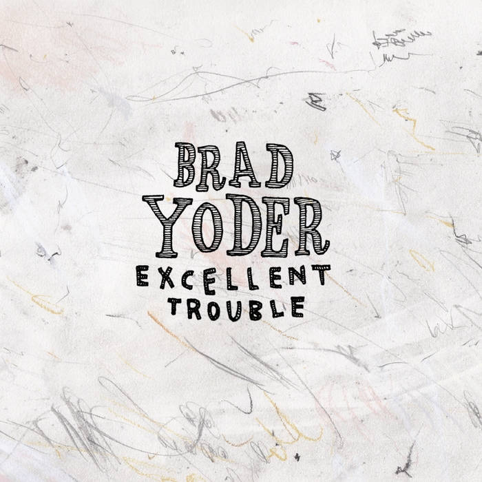 excellent trouble cover art