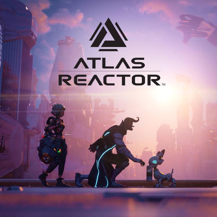 "Atlas Reactor - Theme Song - ""For Hire"" cover art"
