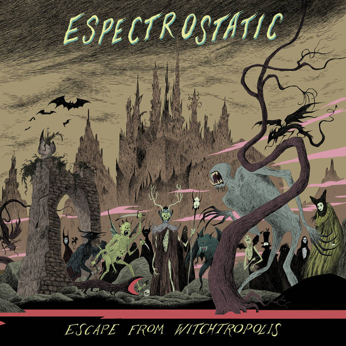 Escape From Witchtropolis cover art