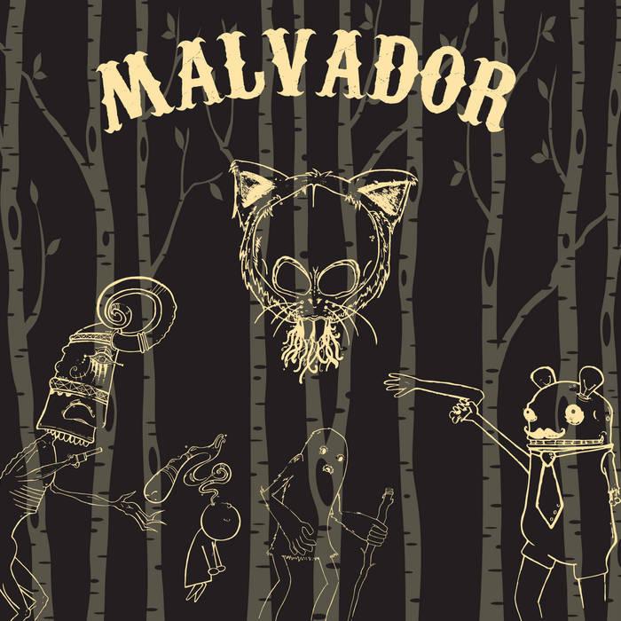 Malvador cover art
