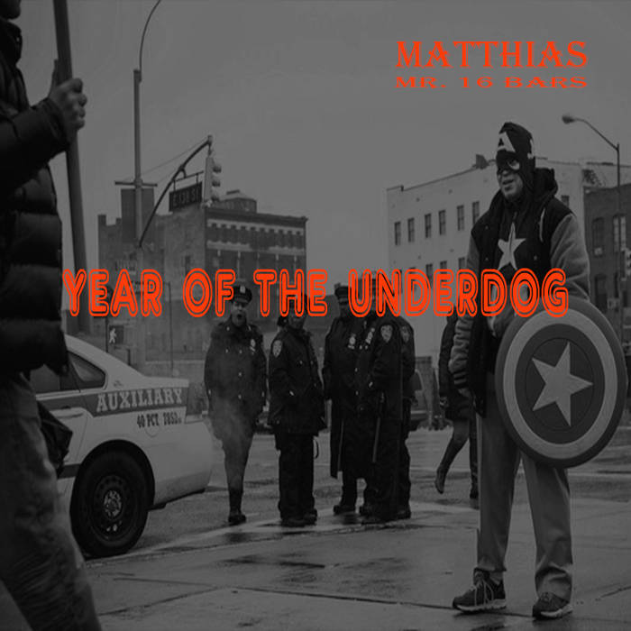 Year Of The Underdog cover art