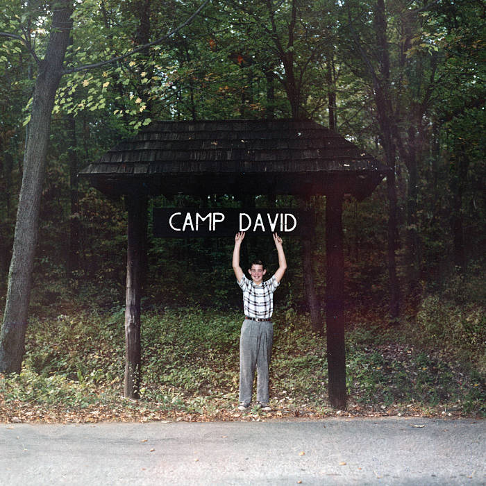 Camp David cover art