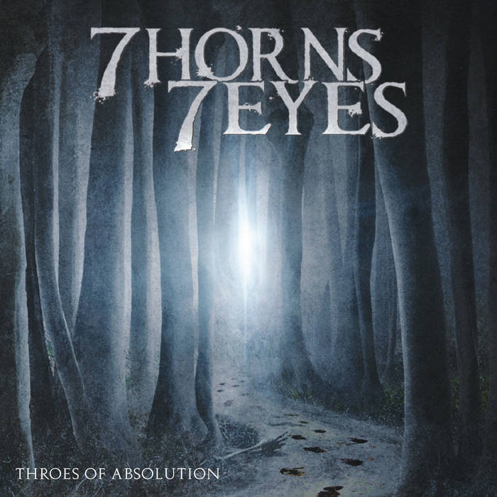 Throes Of Absolution cover art