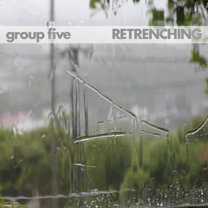 Retrenching cover art