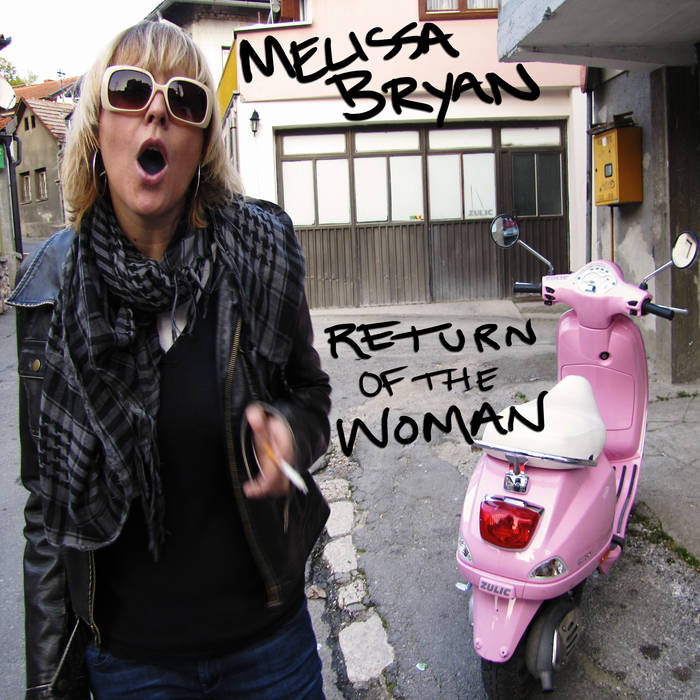 Return of the Woman cover art