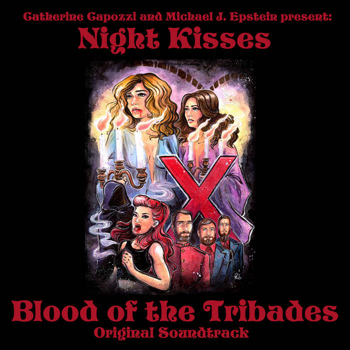 Blood of the Tribades cover art
