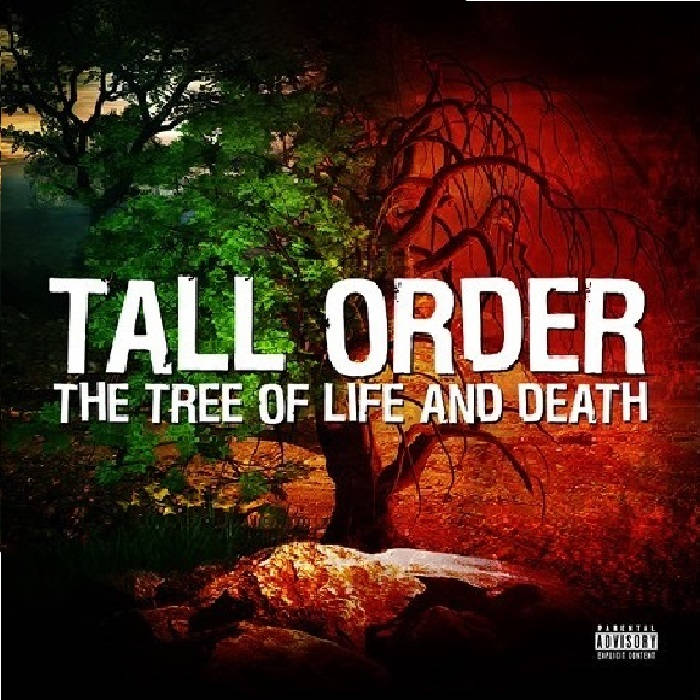 The Tree Of Life And Death cover art