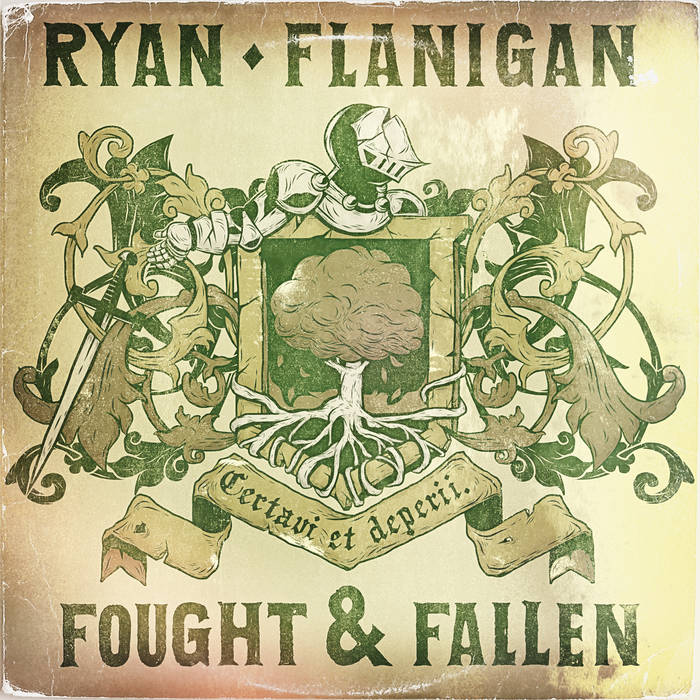 Fought & Fallen cover art