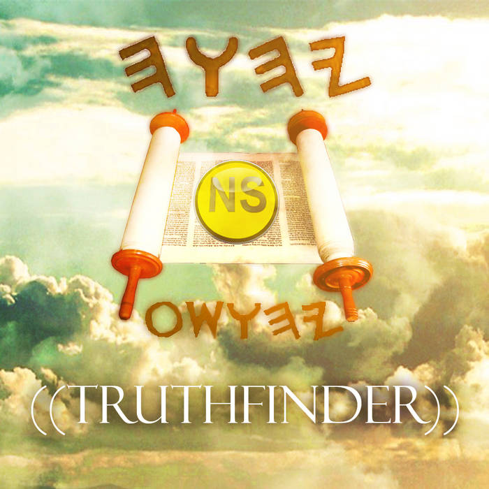 ((TruthFinder)) cover art