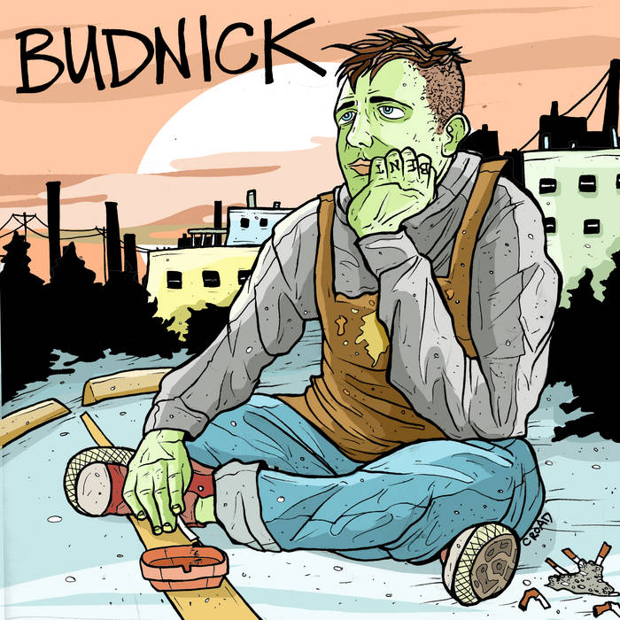 Budnick cover art