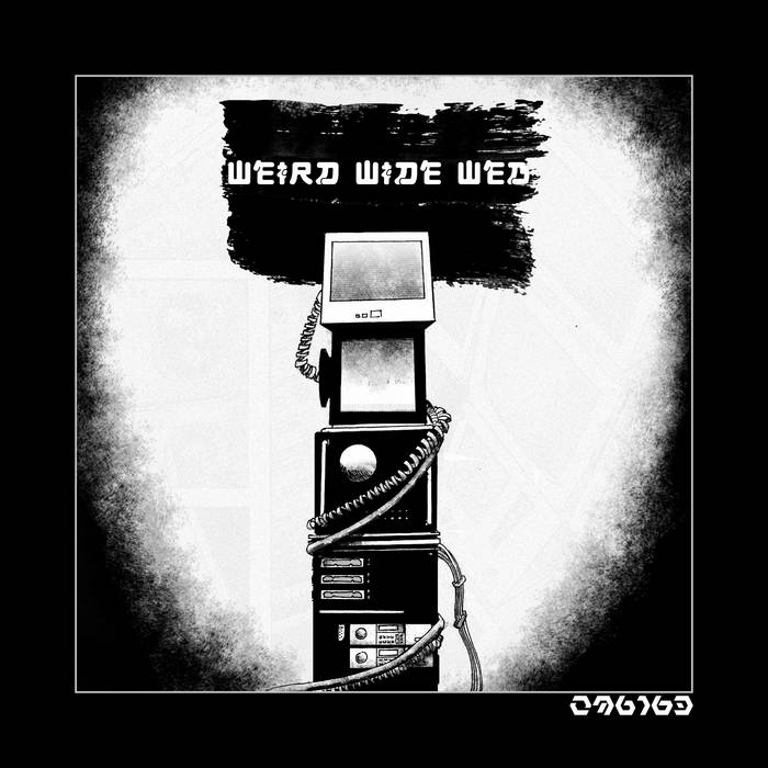 [ZMB163] Mothership Loudspeakerz - Weird Wide Web cover art
