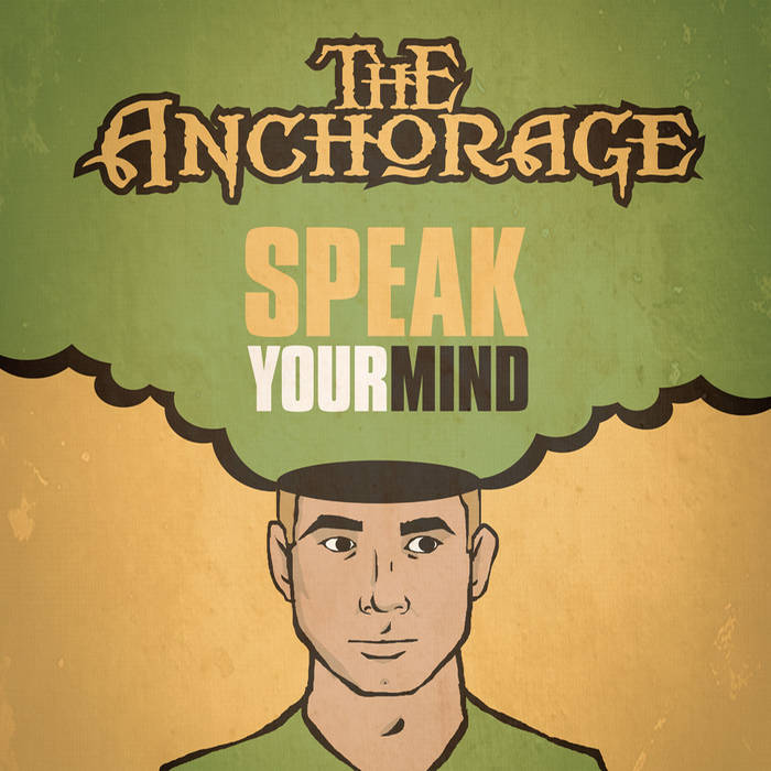 Speak Your Mind cover art