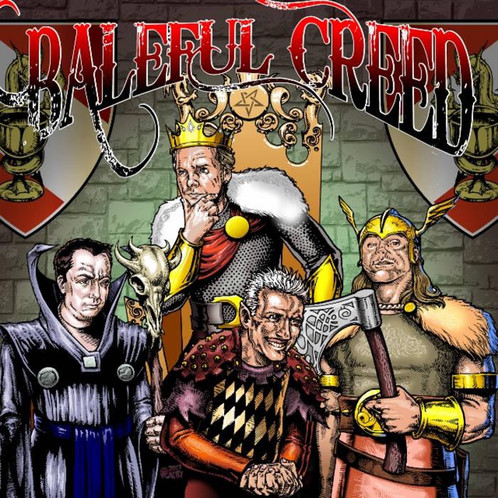 Baleful Creed cover art