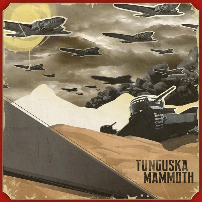 Tunguska Mammoth cover art