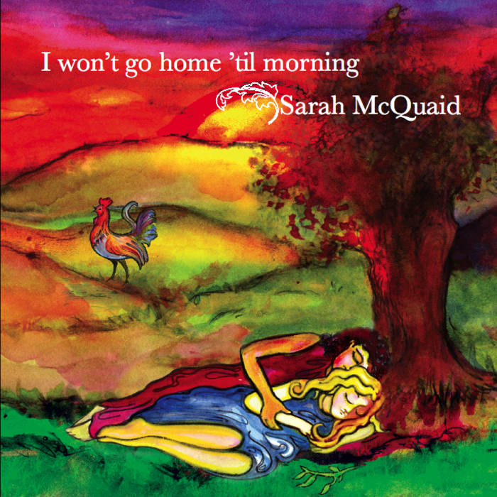 I Won't Go Home 'Til Morning cover art