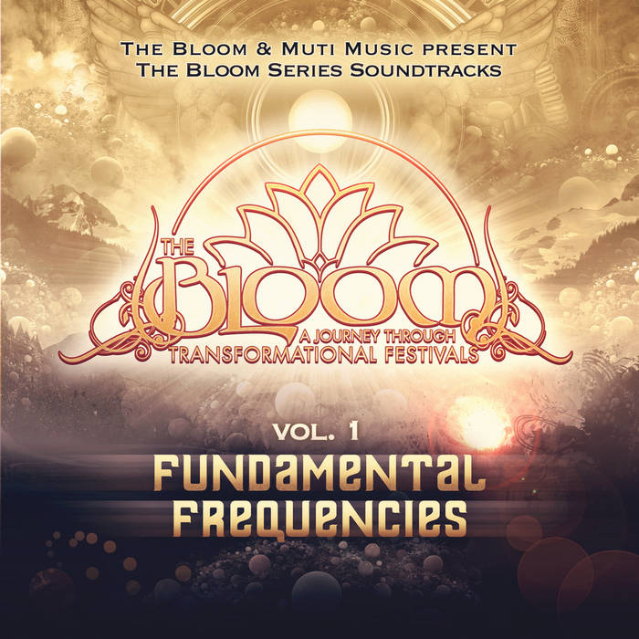 The Bloom Series Vol 1 : Fundamental Frequencies cover art